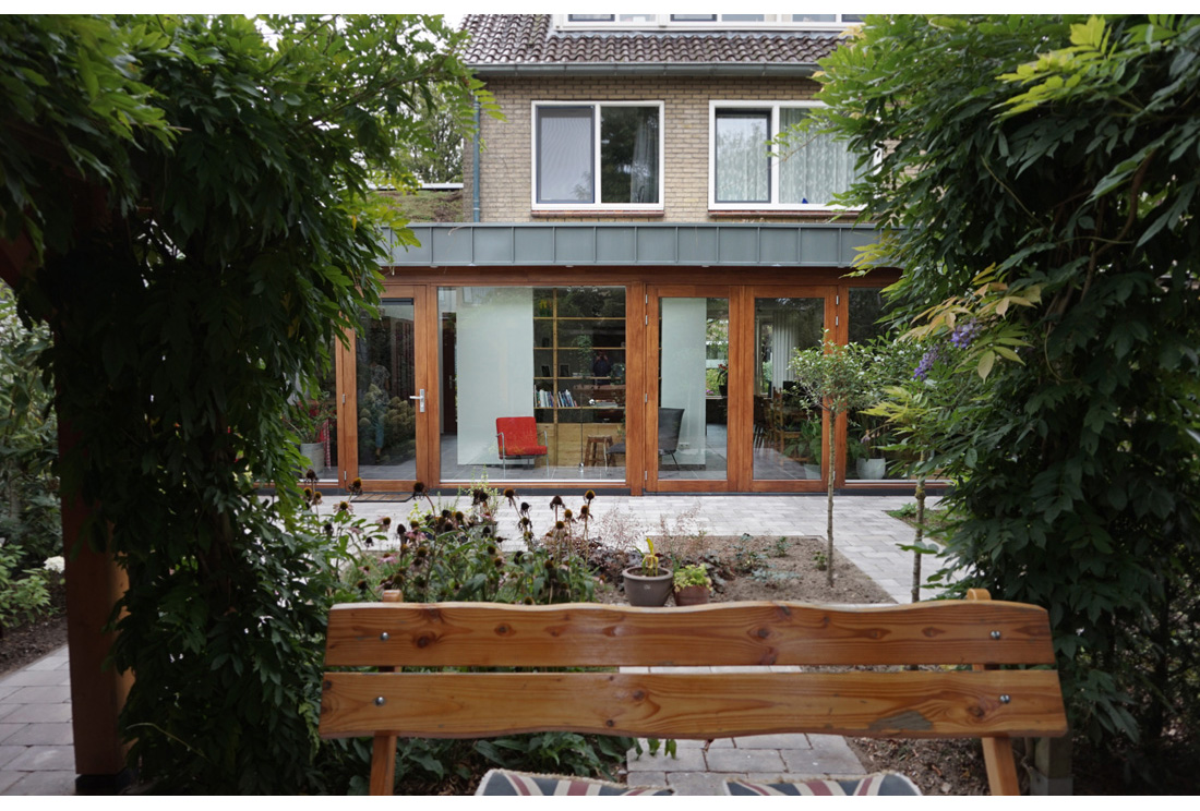 rhenen-uitbreiding woning