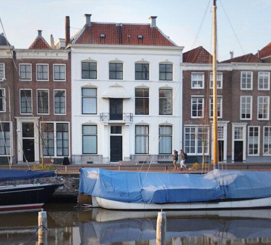 Middelburg-herenhuis