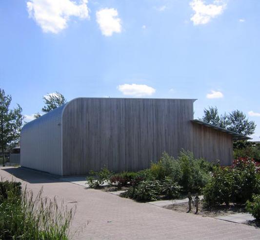 gymzaal groenhorstcollege - lelystad