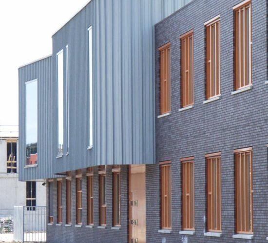 uitbreiding kalsbeekcollege - Woerden